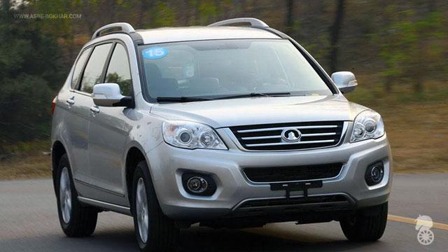 پرفروشترین شاسیبلند بازار چین، یک خودروی چینی است