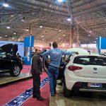 نمایشگاه خودرو و قطعات یدکی مازندران به کار خود پایان داد