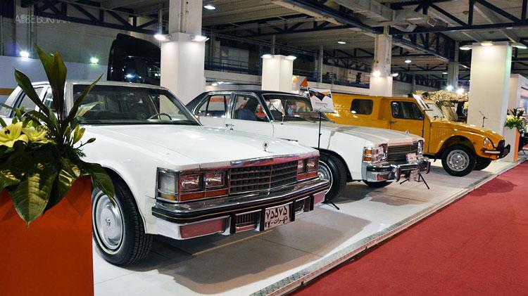 نمایشگاه خودرو تهران در قالب توانمندی