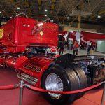 خودرویی 999 اسب بخاری در نمایشگاه تهران
