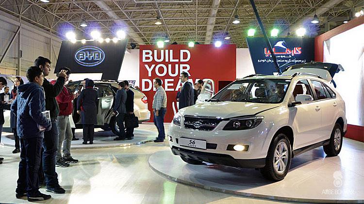 خطه کرمان، پربار برای بازار خودرو 95