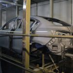 یک روز در خط تولید بهمن موتور