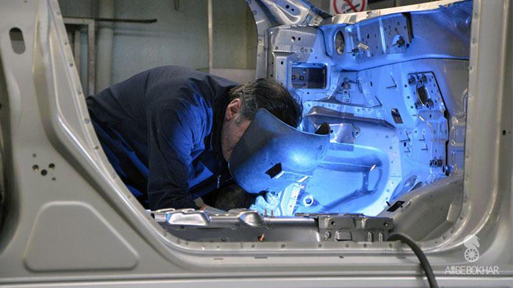 آمار تولید تولید خودروسازان خصوصی