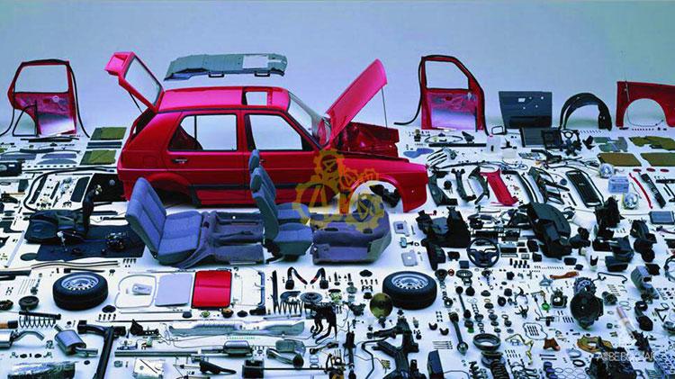 اسب بخار در چهارمین نمایشگاه تخصصی قطعات خودرو