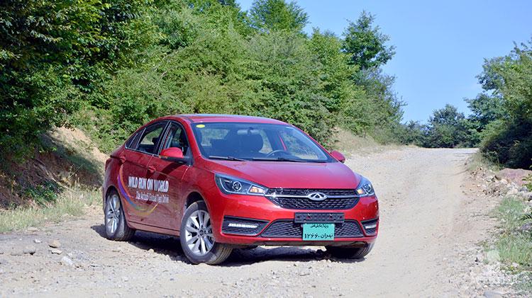 آریزو5 دومین خودروی پرفروش با اصالت چینی