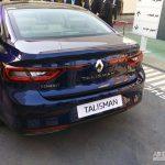 رنو تالیسمان به تهران آمد