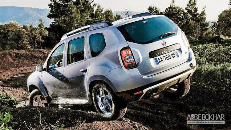آغاز تحویل 15 روزه خودروهای رنو داستر اتوماتيك 4WD