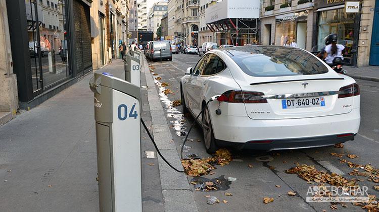 خودروی برقی نیاز به زیر ساخت دارد