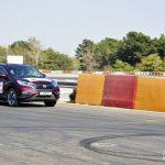دومین تست درایو عمومی گلرنگ موتور فامیلی برگزار شد