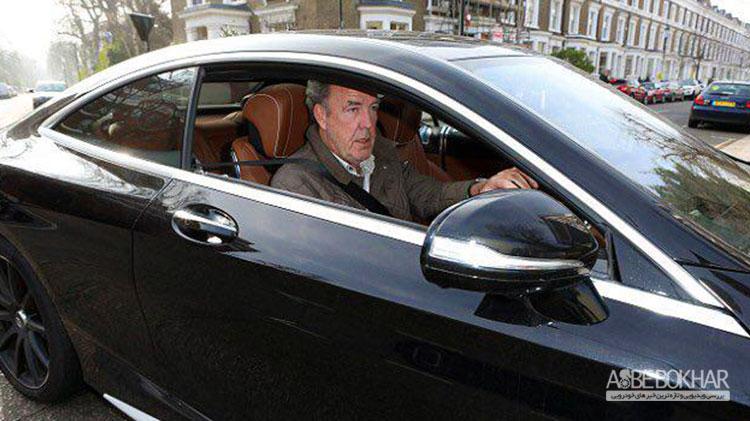 ثروتمندترین خبرنگار خودرو جهان سوار چه ماشینی می شود؟