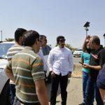 اولین گردهمایی لیفان X60 سواران در تهران