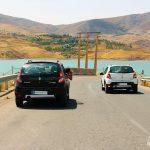 نخستین آزمایش و بررسی renault ساندرو استپ وی در ایران