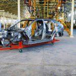 تولید اولین BYD S6 در ایران