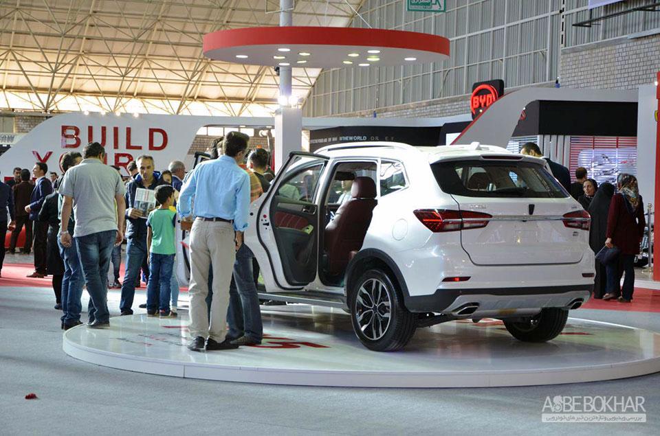 MG RX5 از سال آینده به خط تولید صنعت خودرو آذربایجان می آید