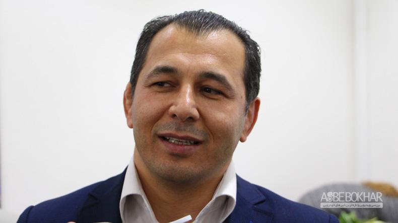 جمشید حسینی