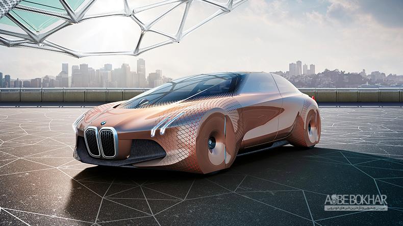ادعای BMW در مورد iNext