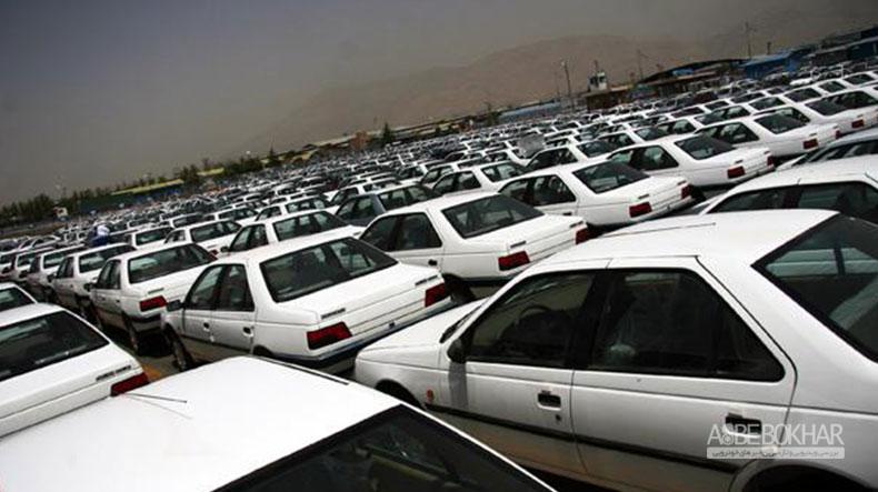 کاهش قیمت خودروهای پلاک  95 – رونق معامله در بازار خودرو