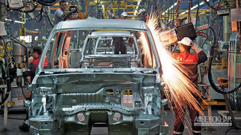 تاثیر قطعهسازان چین در تغییر معادله تجارت خارجی