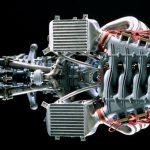 عکس هایی از موتور F40 فراری