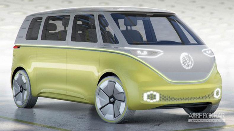 نگاهی کوتاه به نمایشگاه خودرو دیترویت