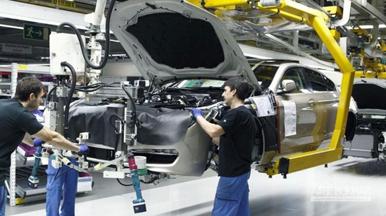 رشد فروش خودروسازان در اروپا
