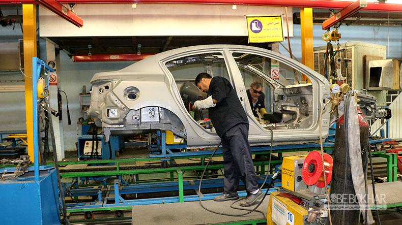عملکرد لاغر صنعت خودرو در پسابرجام