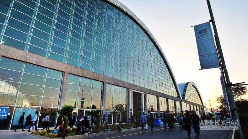 برگزاری نمایشگاه خودرو در تهران