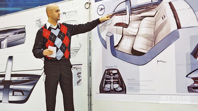 طراحان ایرانی کمپانی های مطرح جهان
