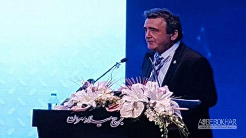 رییس انجمن قطعه سازان ترکیه: ما می خواهیم شریک ایران باشیم