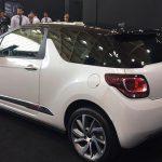 مدل DS3 در نمایشگاه خودروی تهران رونمایی شد