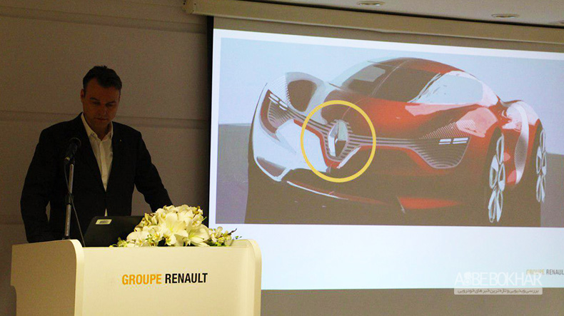 نگاه متفاوت رنو به طراحی خودرو