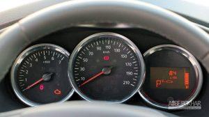 تجربه رانندگی با رنو سیمبل در منفی 7 درجه سانتی گراد