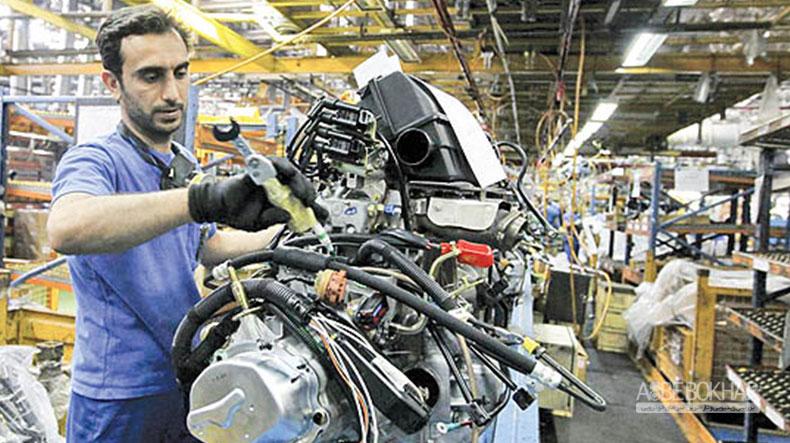 رقابت قطعه سازان با خودروسازان در جاده صادرات
