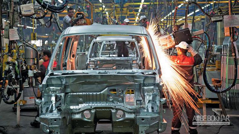 خودرو با برند ملی تولید شود