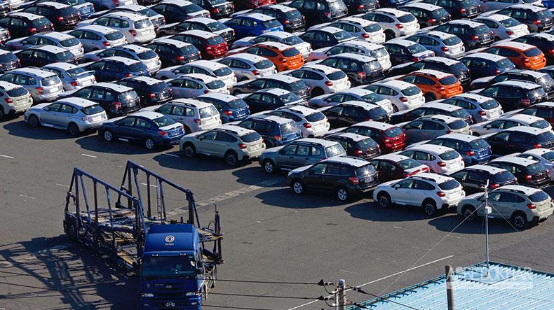 صادرات خودروی خارجی با برند اصلی از ایران