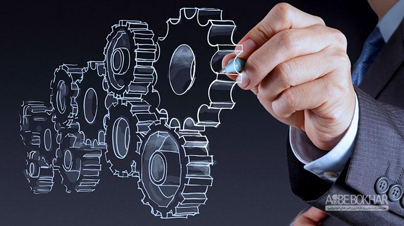 ساختارهای صنعت قطعهسازی اصلاح شود