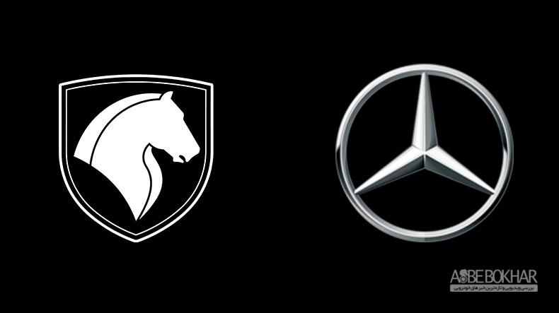 امضای قرارداد بنز و ایران خودرو در هفته آینده