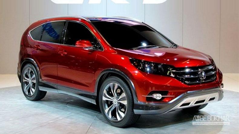 هوندا CR-V هیبریدی؛ سواری راحت و مصرف سوخت پایین