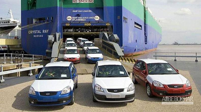 افزایش سهم واردکنندگان در بازار خودرو
