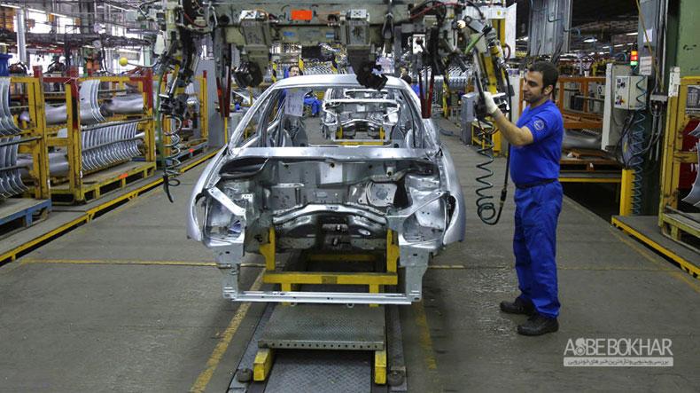 تولید آزمایشی ایران خودرو کرمانشاه از هفته آینده