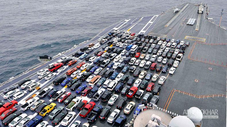 نحوه محاسبه هزینه واردات خودروهای سواری