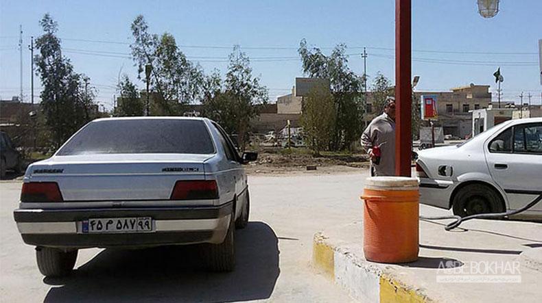تردد قانونی خودروهای پلاک ایران در عراق