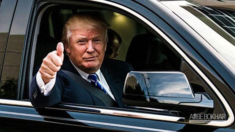 خسارت ترامپ به خودروسازی آمریکا