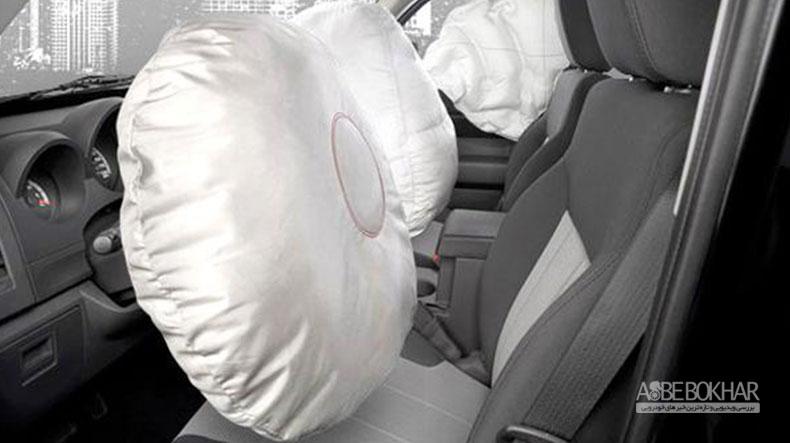 بازی خطرناک برخی رانندگان با خاموش کردن ایربگ