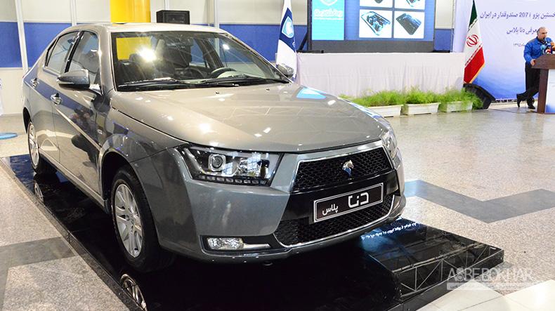 قیمت دنا پلاس ایران خودرو مشخص شد