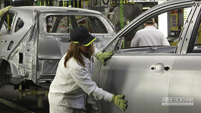 تولید خودرو در مکزیک رکورد زد