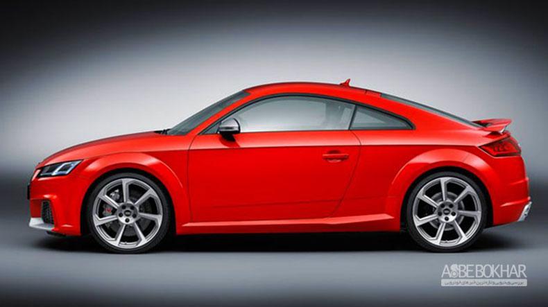 نسخهی RS آئودی TT آمادهی فروش جهانی