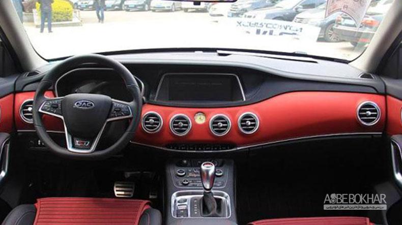 جک S7 با طراحی لوکس تر آماده عرضه در چین
