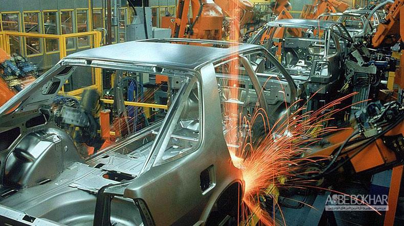 چالش چهارضلعی خودروسازان خارجی در ایران