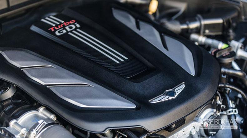 قیمت و جزئیات کامل هیوندای جنسیس G80 اسپرت